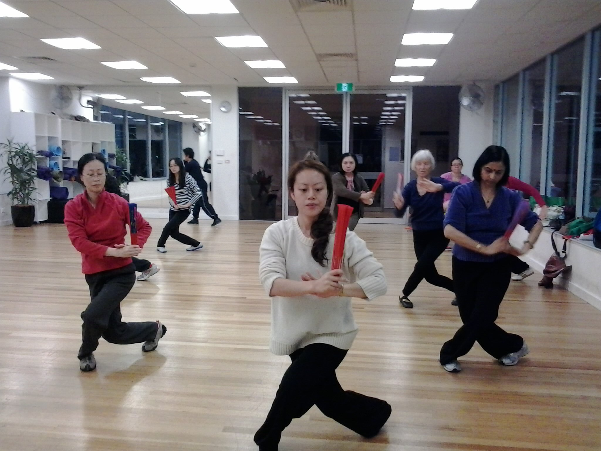 Intensive Workshop in Tai Chi & Qigong