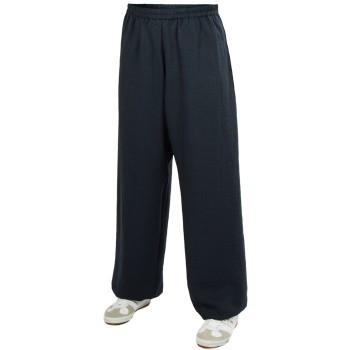 Black Wushu Pants