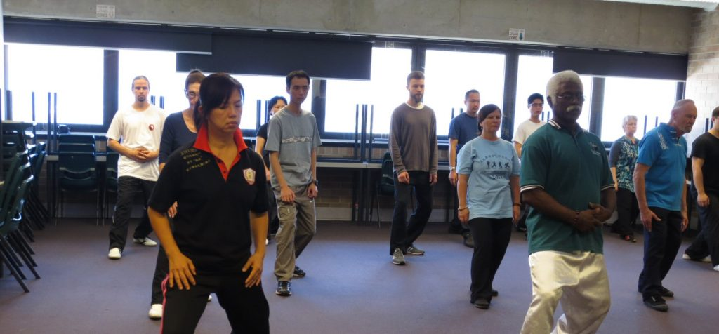 Tai Chi Workshops